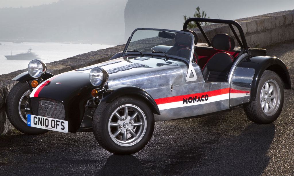 Caterham Seven Monaco Photo 2 9252
