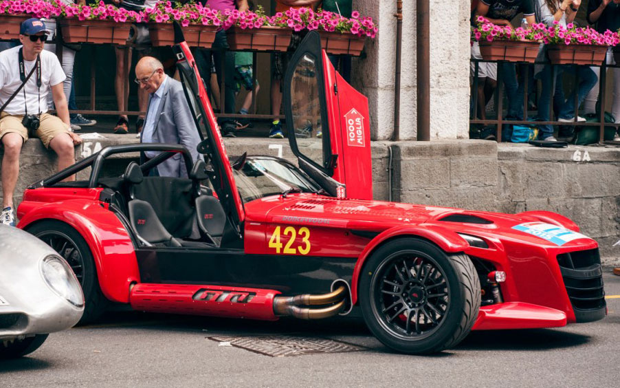 Donkervoort D8 Gto 1000 Miglia Edition Photo 1 14602