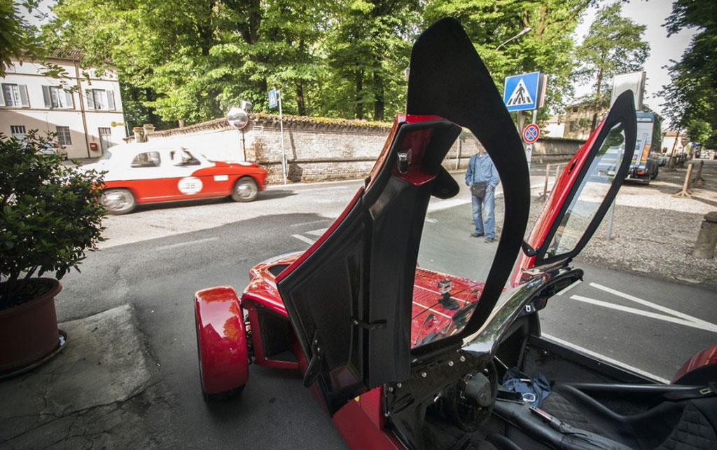 Donkervoort D8 Gto 1000 Miglia Edition Photo 4 14602