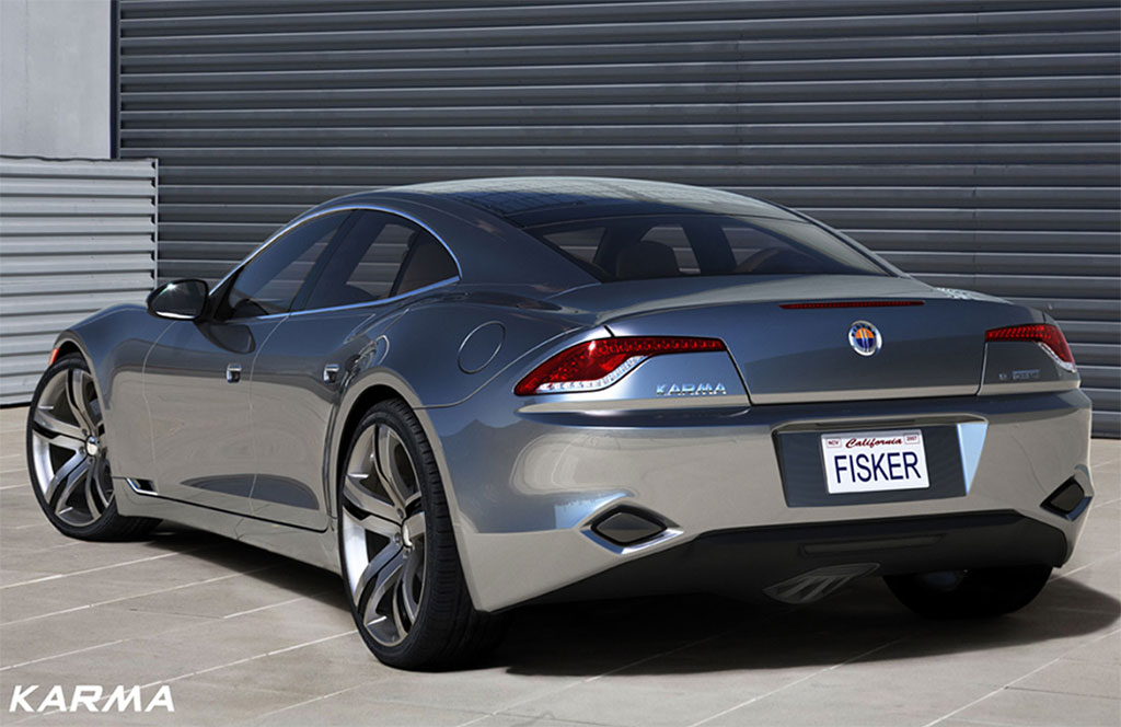 FISKER KARMA Production Version Photos - Image 1