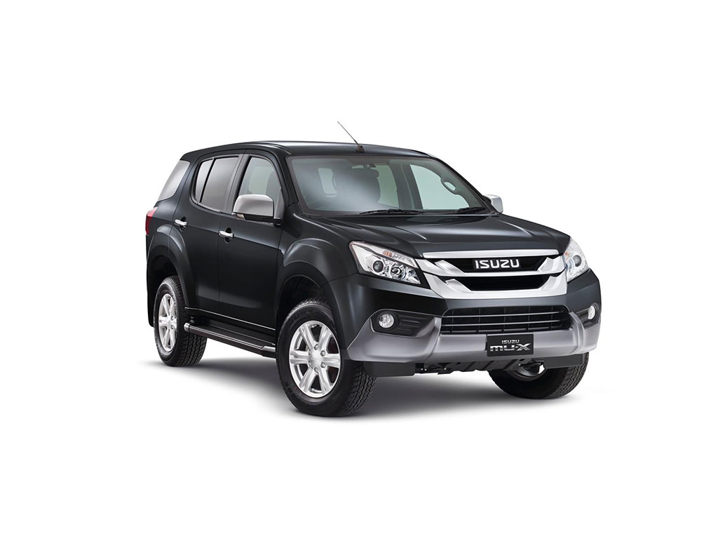 Isuzu MU X (2014) Photos - Image 14