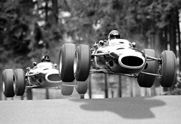 Ktm X Bow Price >> Jackie Stewart Graham Hill Nurburgring 1966 Photo 1 13588