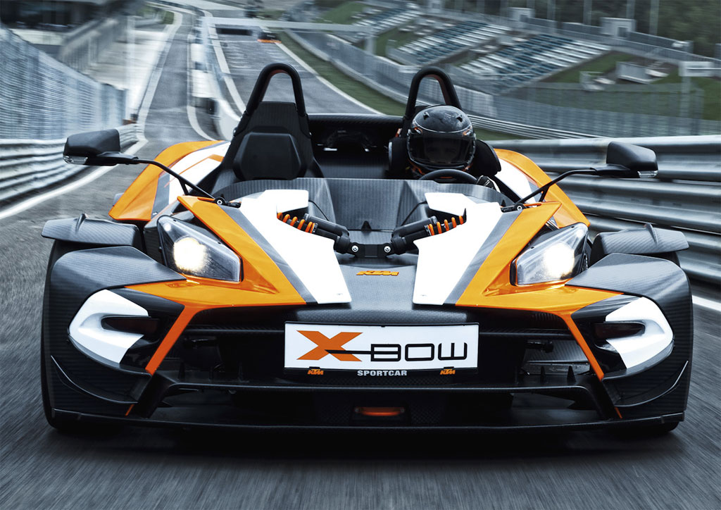 Ktm X Bow R. Back to KTM X BOW R Revealed