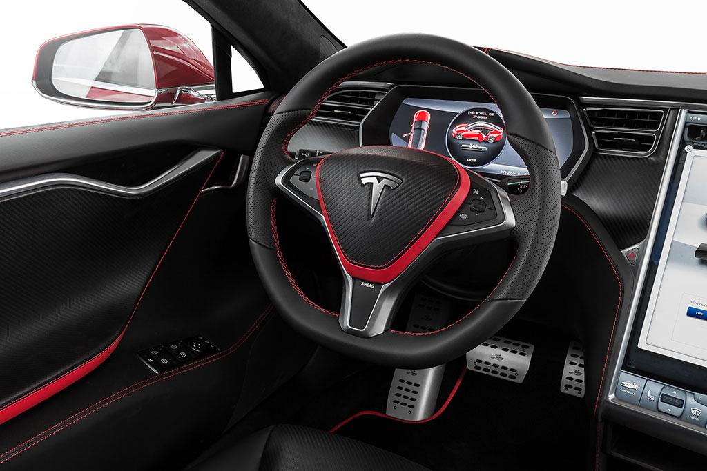 Larte Tesla Model S Elizabeta 3