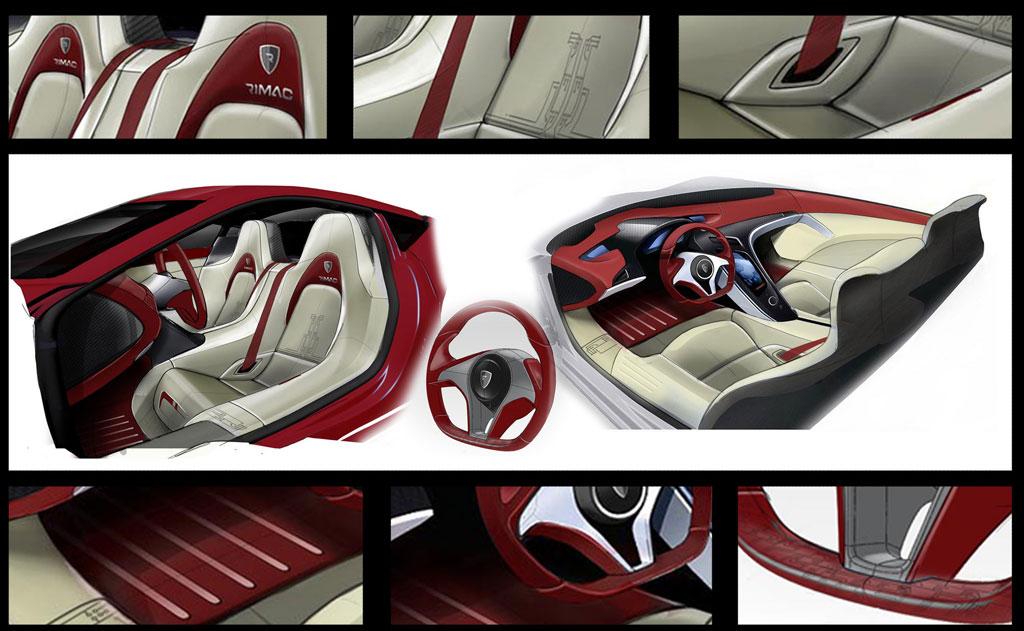 Rimac Concept One 11 Električni superautomobil iz Hrvatske
