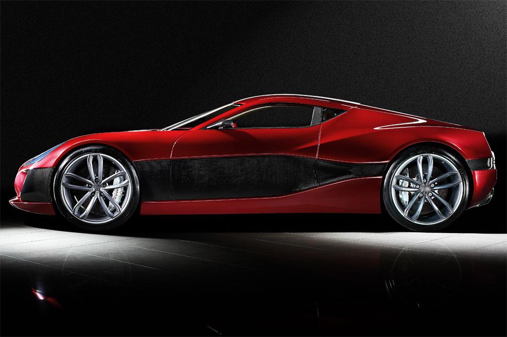 Rimac Concept One 4 Električni superautomobil iz Hrvatske