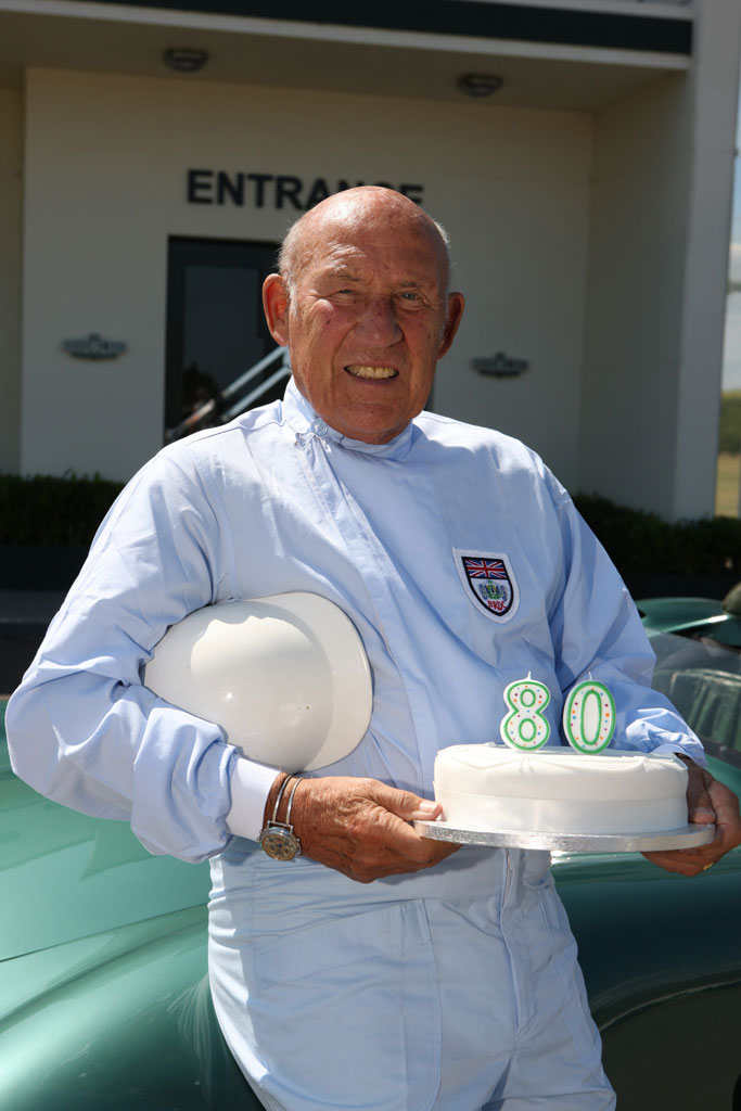 Cash For Clunkers >> Stirling Moss 80 Photo 1 6496