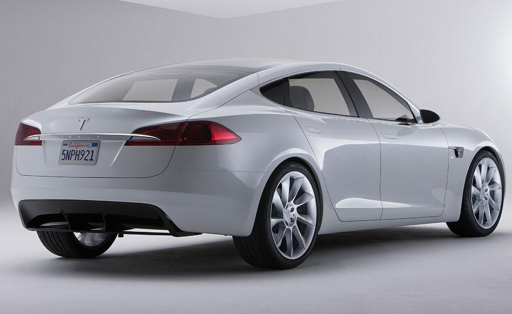 Tesla Model S Photo 2 5626