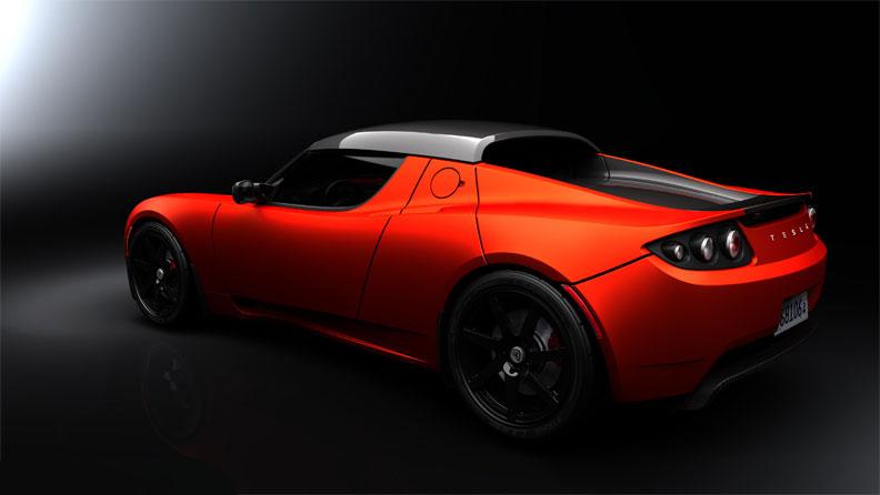 Tesla Roadster Sport Photo 2 6479