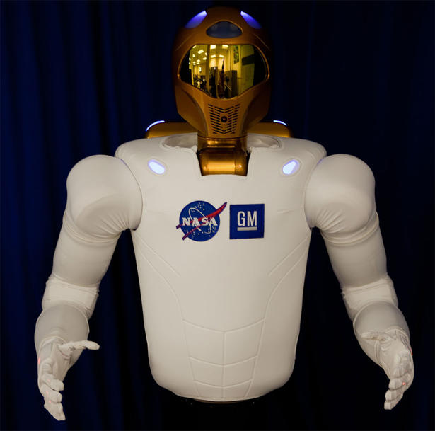 GM NASA Robonaut 2