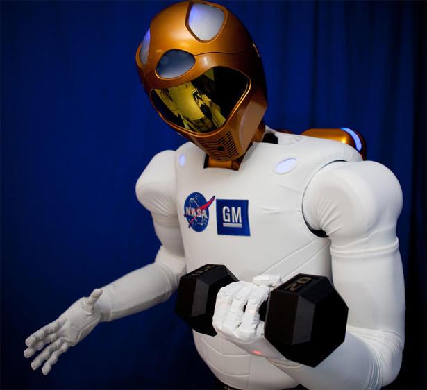 GM NASA Robonaut 2