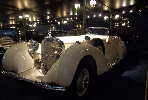 A Trip To The Mulhouse Car Museum