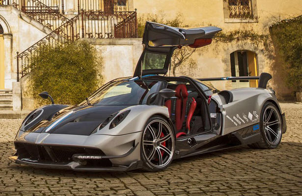 Pagani Huayra BC Revealed With 789 hp And 2.55M USD Price Tag