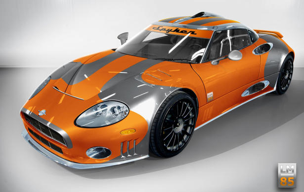 Spyker Becomes Swedish Automobile