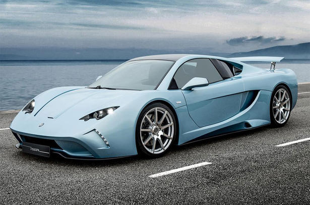 Sarthe Is A Hp Supercar From Holland