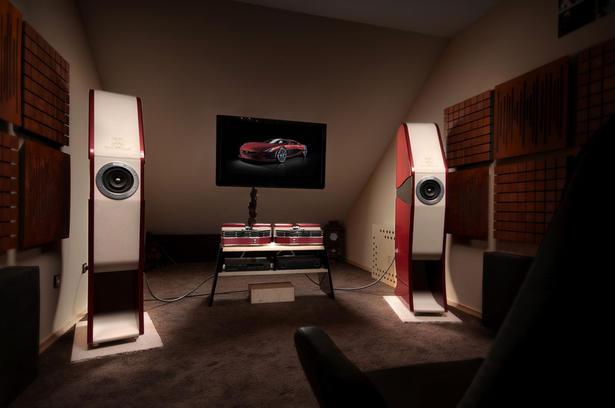 Vilner Rimac Concept One Sound System