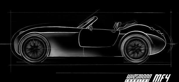 Wiesmann Roadster Mf4 Price