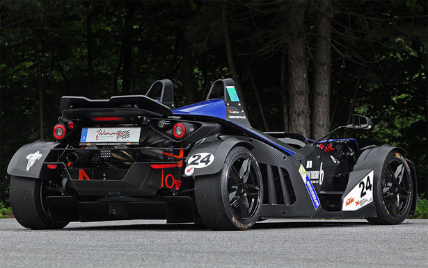 Wimmer RST KTM X BOW GT, R and RR