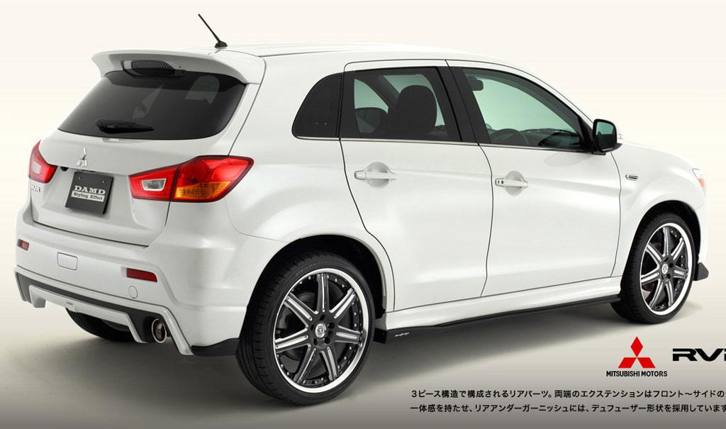 DAMD Mitsubishi ASX Photo 6 9825