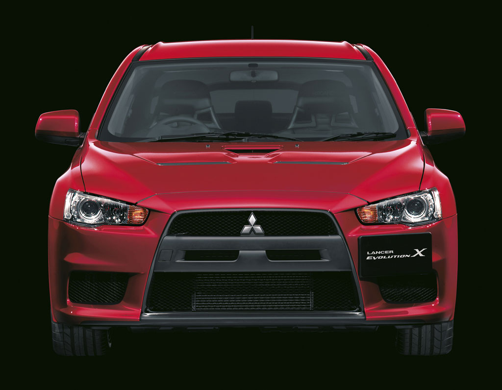 mmc launches lancer evolution