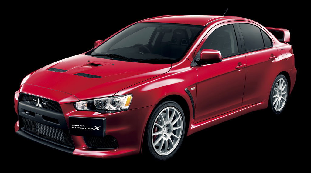 lancer evolution x is a