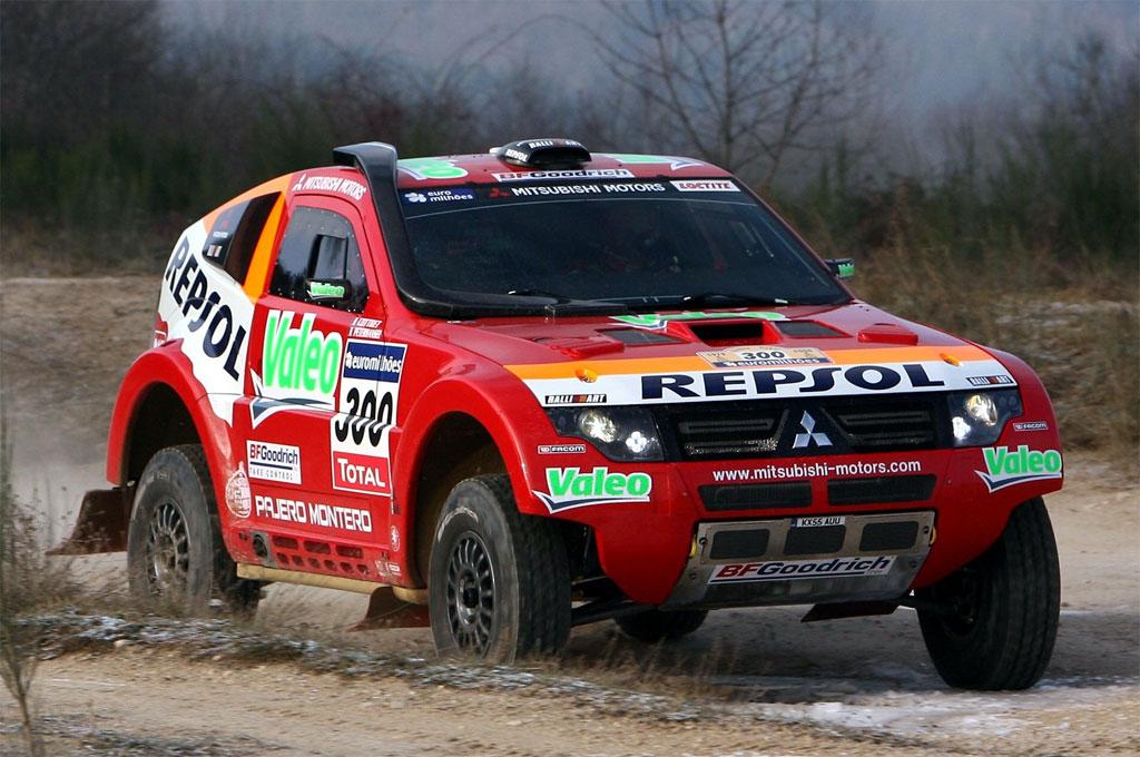 Mitsubishi Central Europe Rally Photo 1 2644