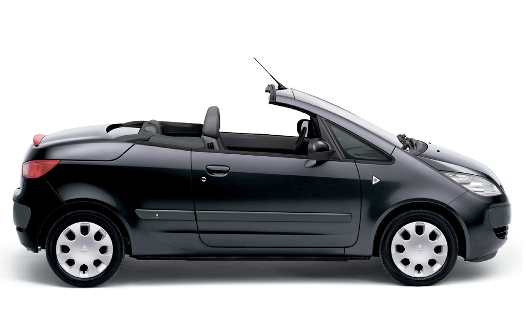 mitsubishi colt czc coupe photo cabriolet 1640. Black Bedroom Furniture Sets. Home Design Ideas