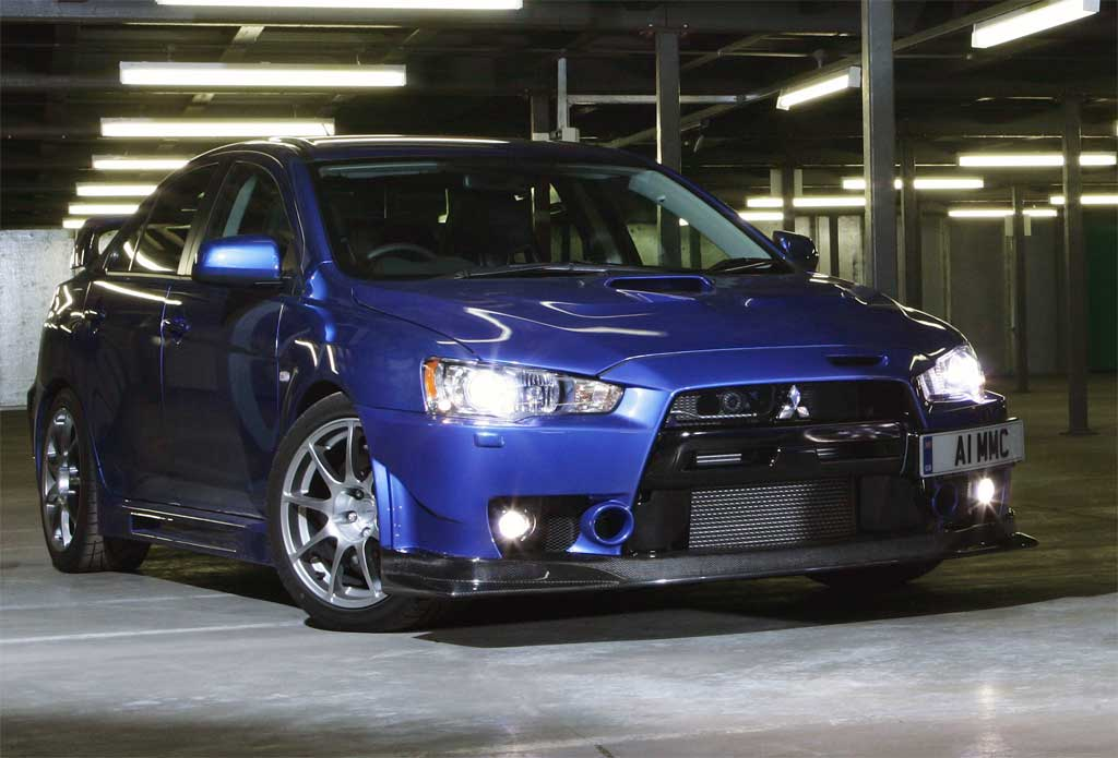 Modp 0907 01 2008 mitsubishi evo x weight reduction front left evo