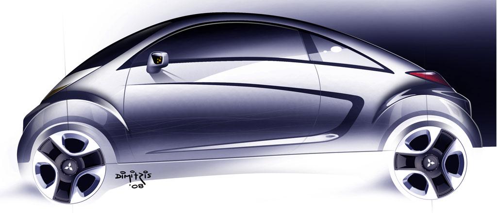 2015 Mitsubishi Miev