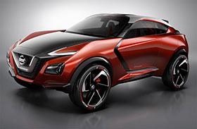 Nissan Gripz Concept Photos