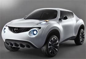 Nissan Qazana teaser