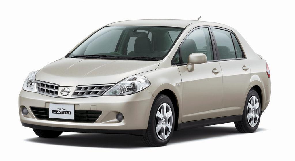 2008 Nissan Tiida Photo 1 2281
