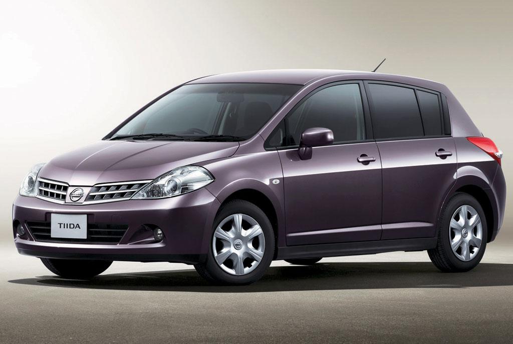 2008 Nissan Tiida Photo 11 2281