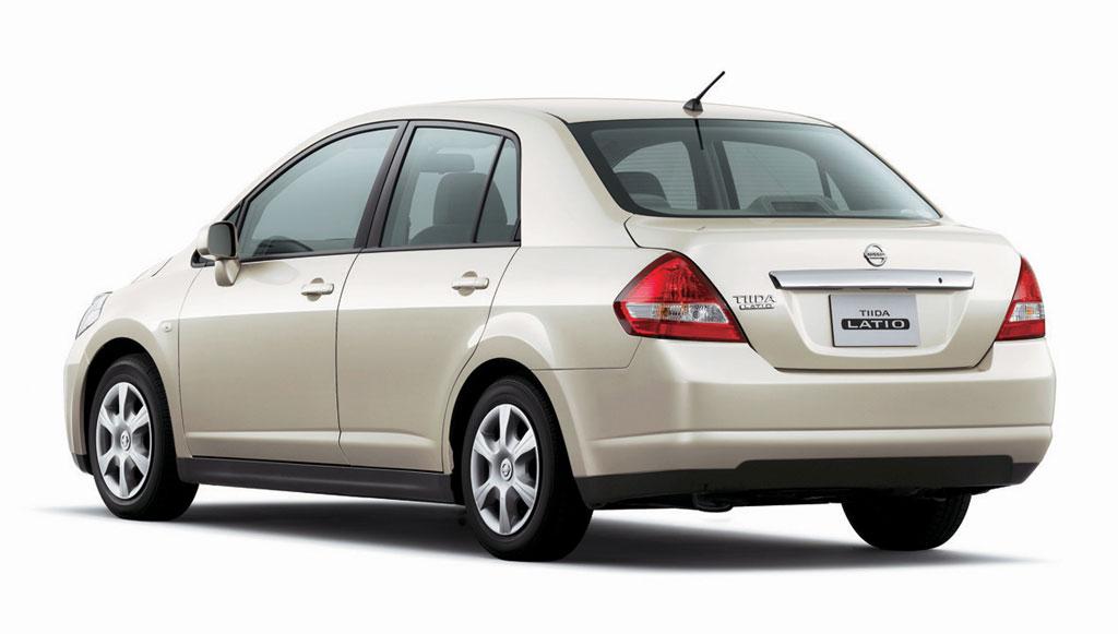 2008 Nissan Tiida Photo 2 2281