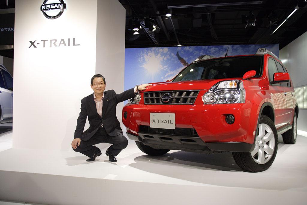 2008 Nissan X TRAIL Photos - Image 3