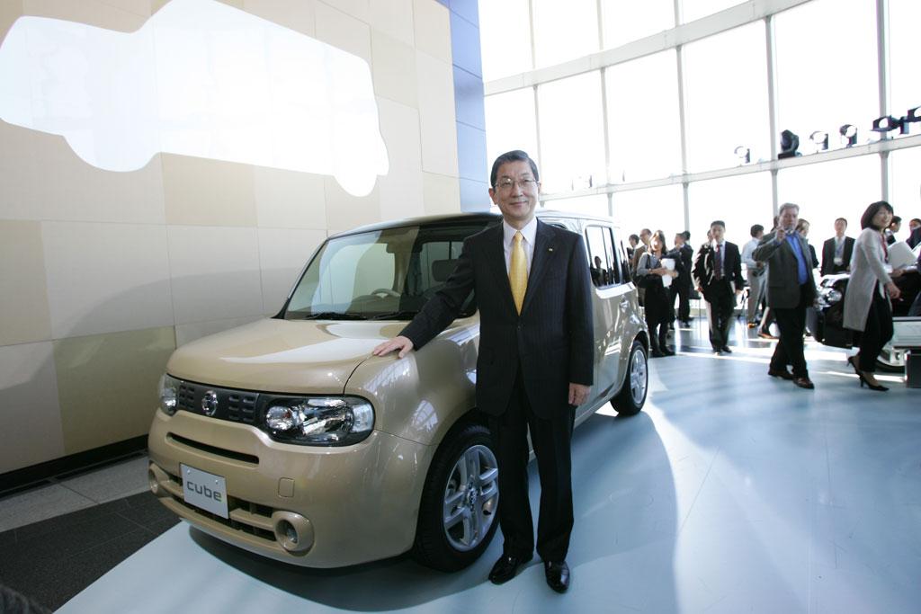 2009 Nissan Cube Photo 1 4871