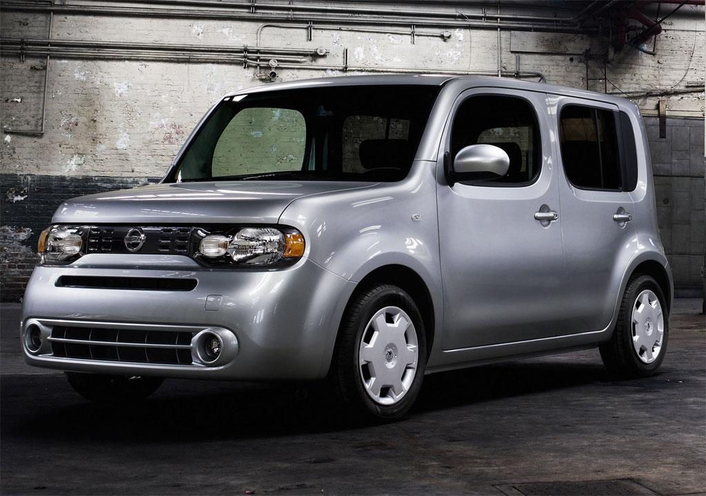 2009 Nissan Cube Photo 11 4871