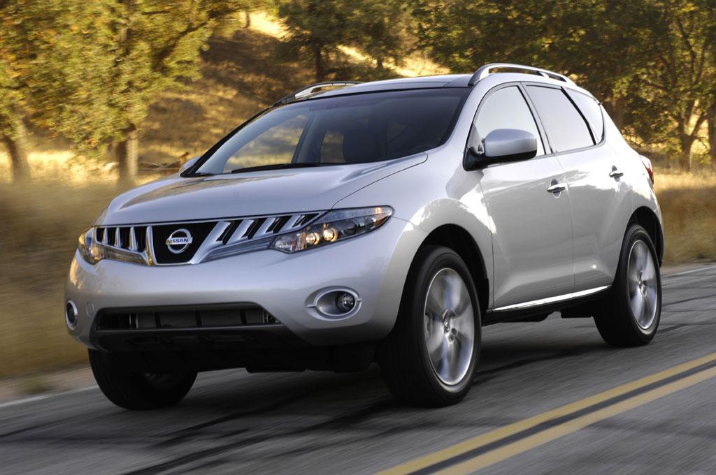 2009 Nissan Murano Photo 2 2394