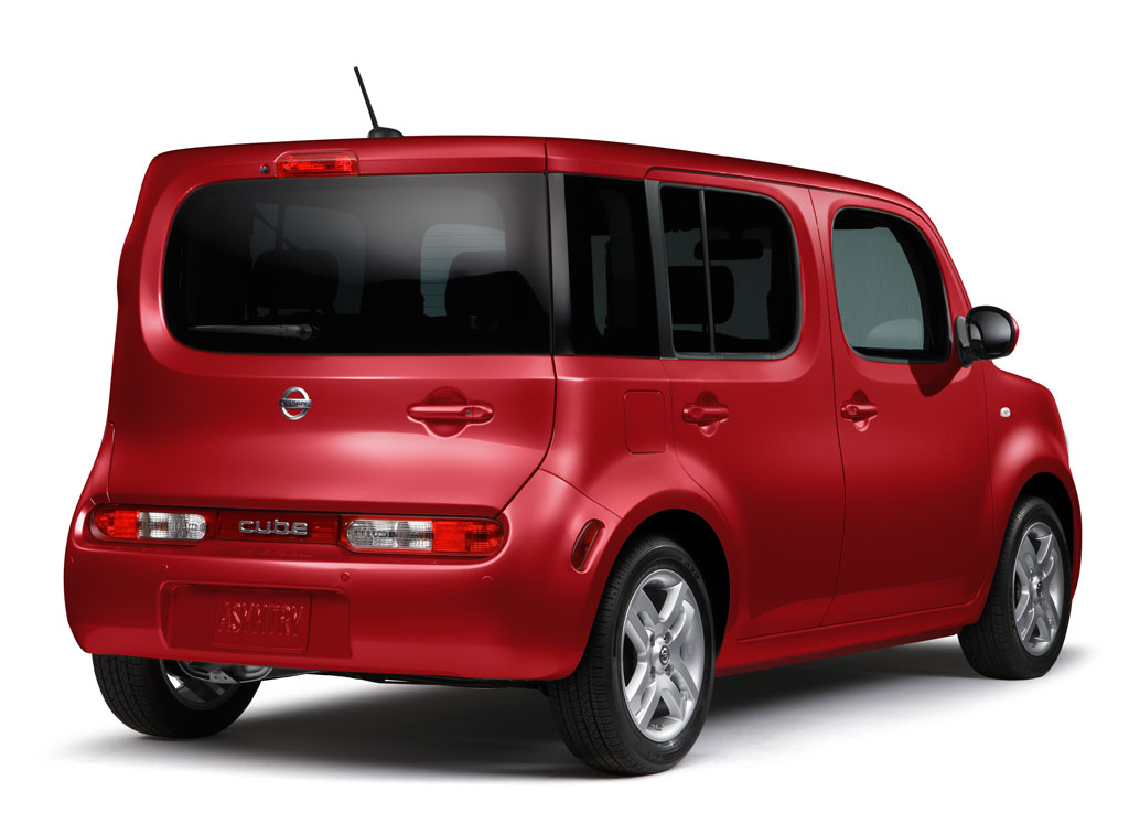 Back to 2011 Nissan Cube Price