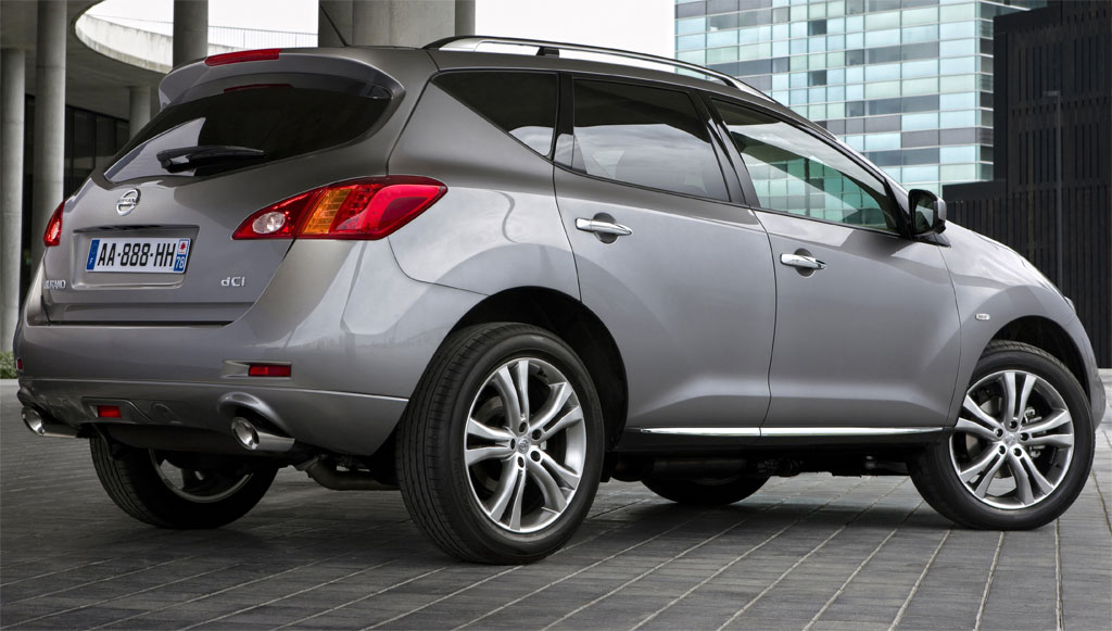 2011 Nissan Murano Facelift Photo 8 8715