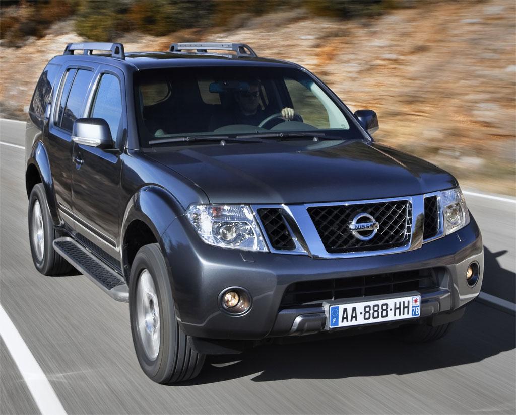 2011 Nissan Pathfinder, Xterra, Frontier Price Photos - Image 11