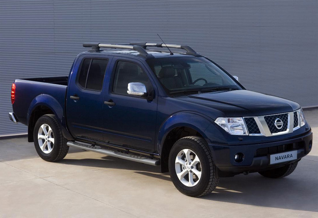2011 Nissan Navara Pathfinder Facelift Photo 24 9274