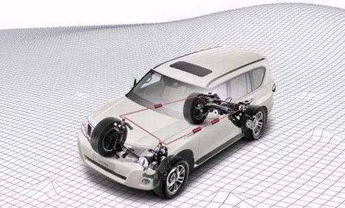 2011 Nissan Patrol 11