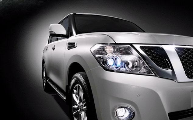 2011 Nissan Patrol 17