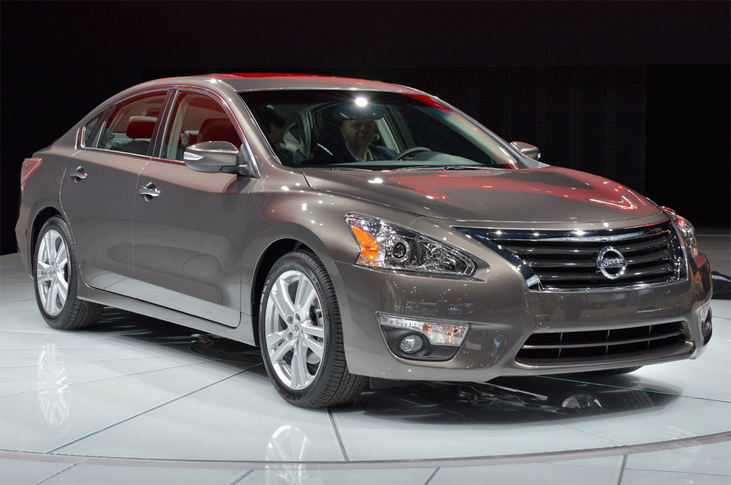 2013 Nissan Altima Photo 6 12248