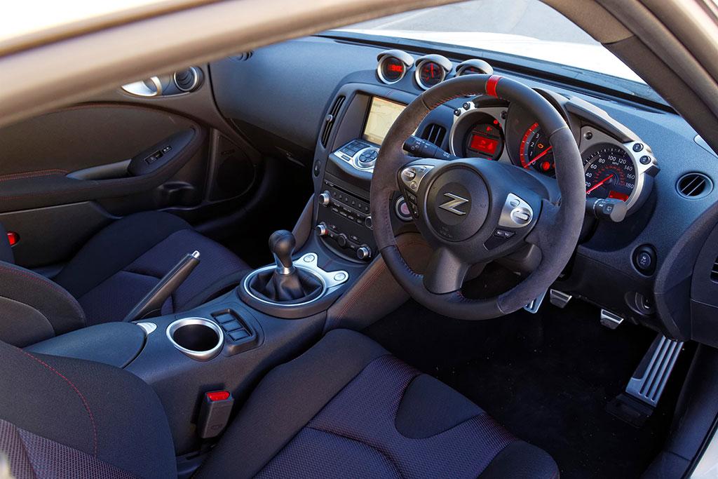 2014 Nissan 370Z Nismo 3