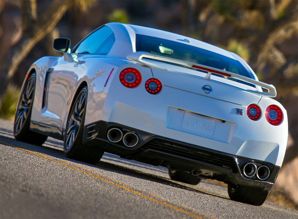 2014 Nissan GT R Price 2
