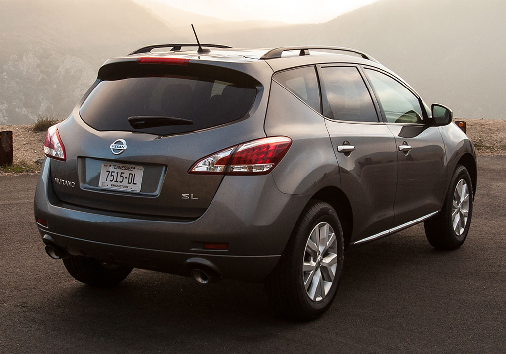 2014 Nissan Murano Us Photo 1 13372