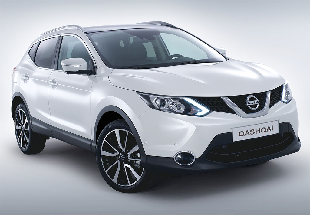 2014 nissan qashqai uk photo 1 13544. Black Bedroom Furniture Sets. Home Design Ideas