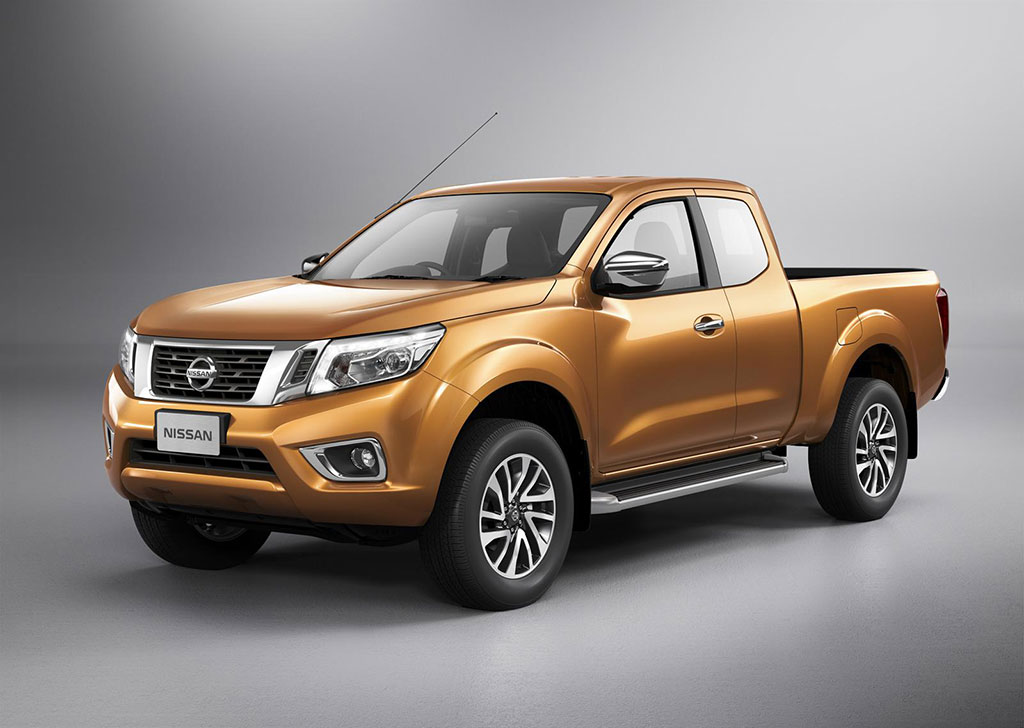 2015 nissan navara photo 5 14017. Black Bedroom Furniture Sets. Home Design Ideas